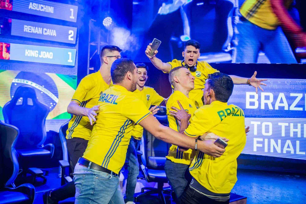 Brasil é Campeão de Clash Royale