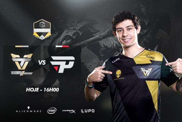 team one estreia SuperligaABCDE