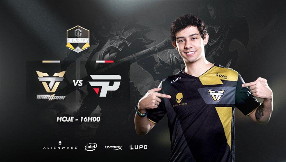 team one estreia SuperligaABCDE