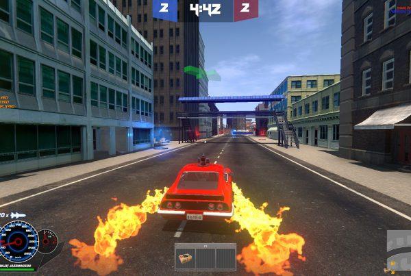 Deliverace é o novo jogo da Skyjaz Games