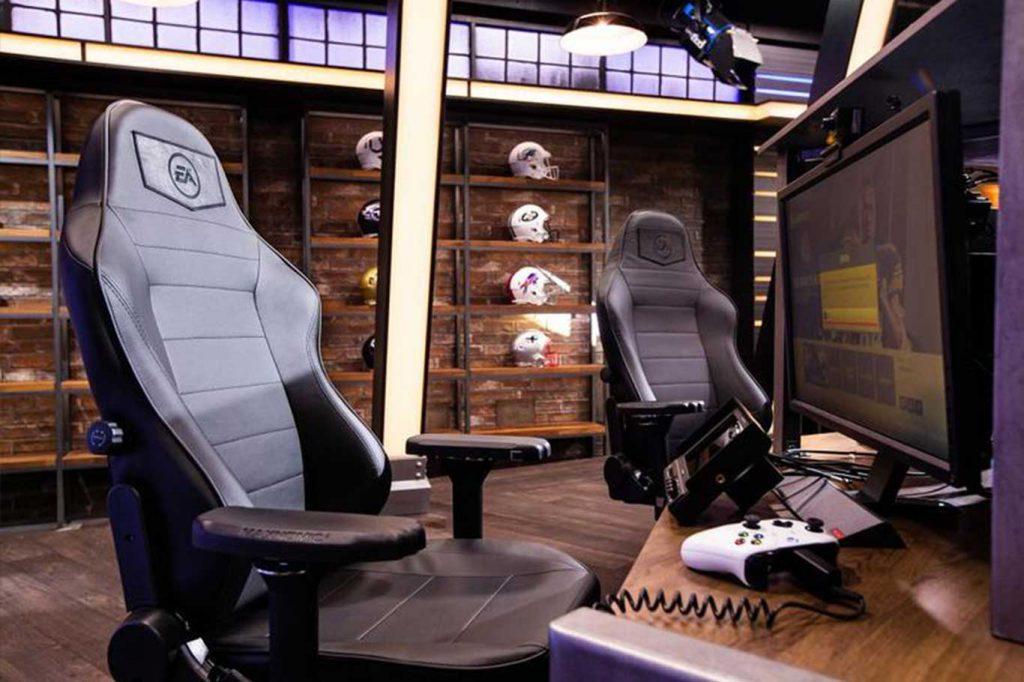 EA Broadcast Center. Foto: EA