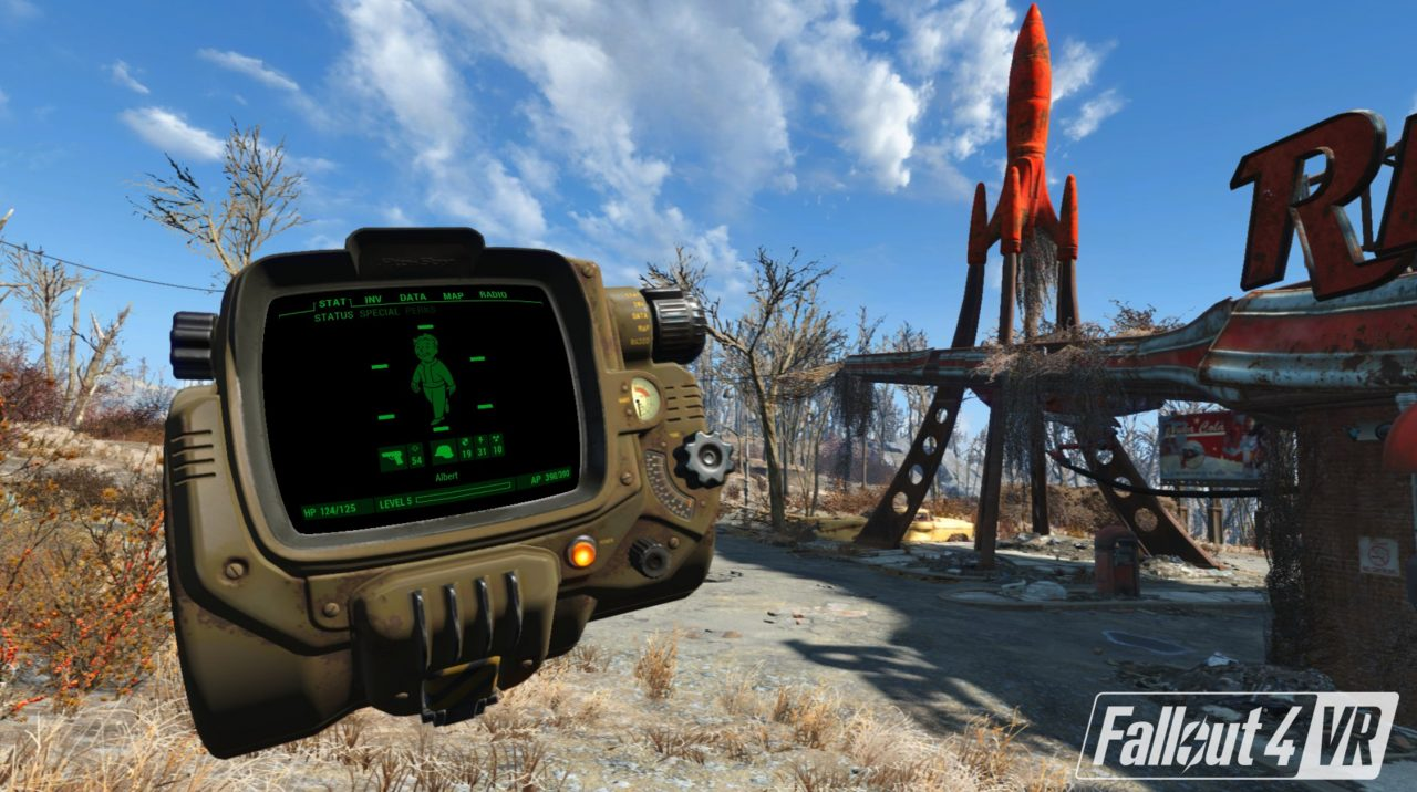 Fallout 4 VR by Bethesda