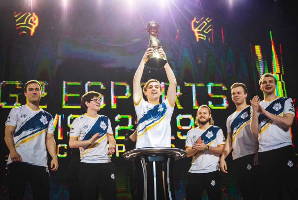 G2 Esports Campeã do MSI