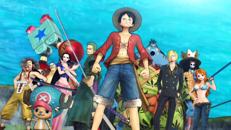 One Piece: Pirate Warriors 3 - Trailer de Lançamento The Pirates Are Back