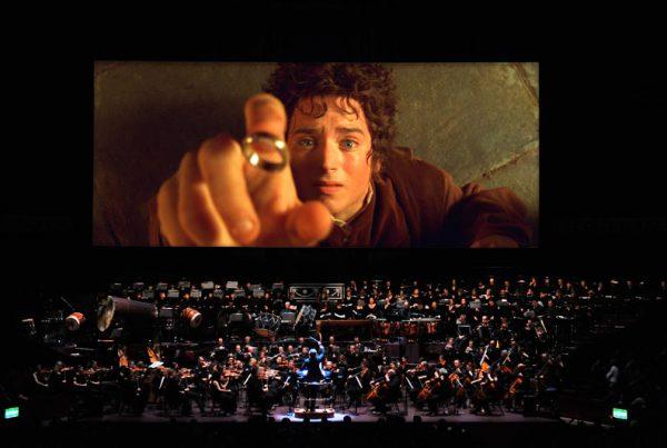 Cine Concerto O Senhor dos Anéis: A Sociedade do Anel