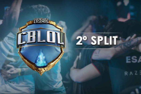 2o split do CBLoL 2019