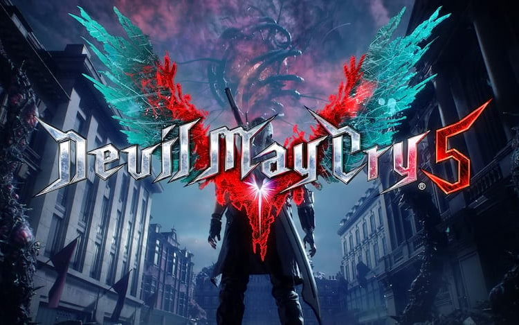 Zangado faz a Primeira Hora de Devil May Cry 5