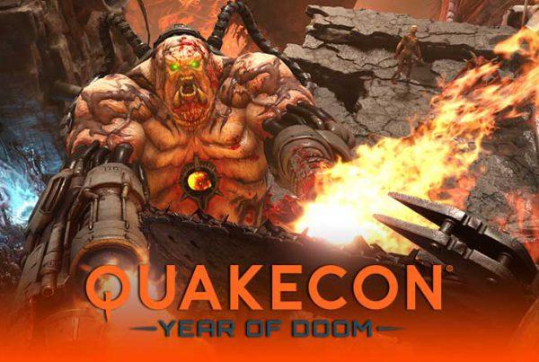 QuakeCon Year of DOOM Eternal 2019