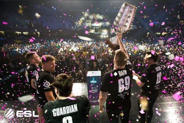 FaZe Clan venceu o ESL One Belo Horizonte