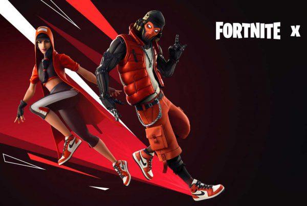Fortnite e Nike