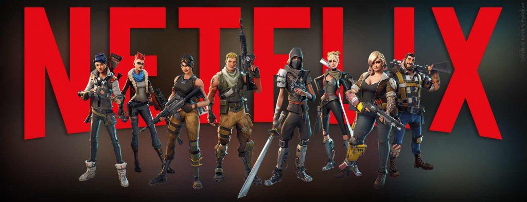 Fortnite era o principal concorrente da Netflix em 2018