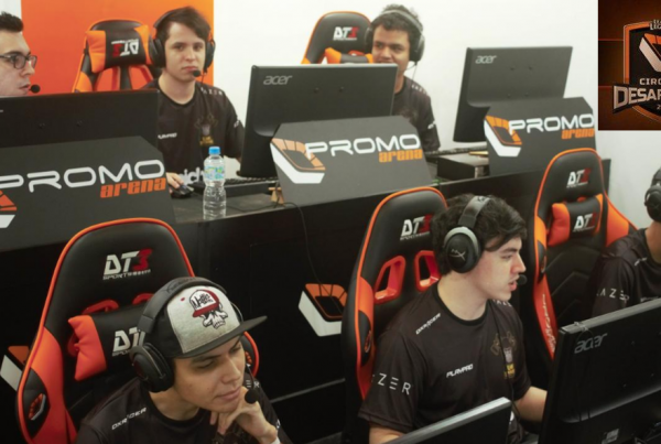 IDM Gaming vs Flamengo eSports