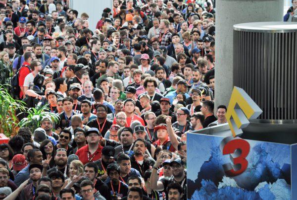 Público durante a E3 2017