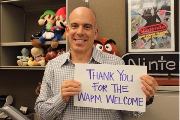 Bowser é o novo presidente da Nintendo of America