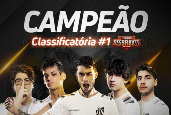 Santos e-Sports, Fifa Pro Clubs