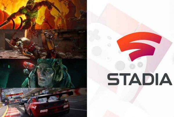 Streaming do Google, Google Stadia