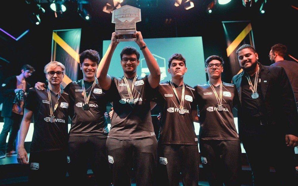 INTZ vence Superliga ABCDE de Legue of Legends