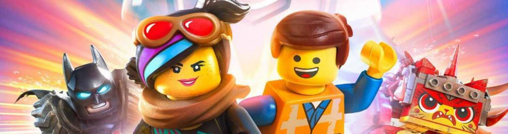 the lego 2 movie videogame