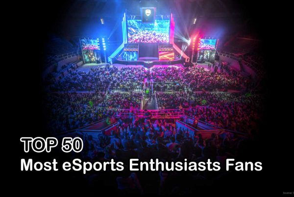 top50-en-eSports Enthusiasts