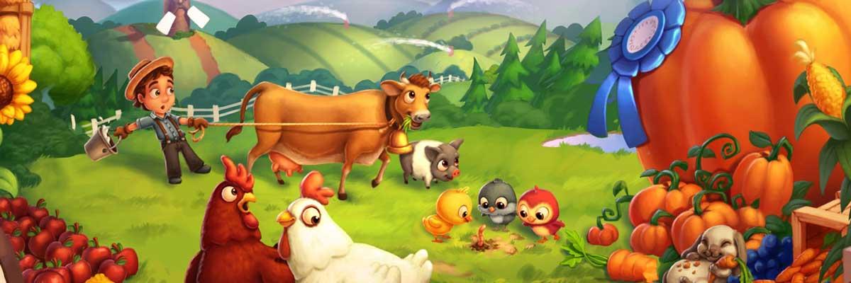 FarmVille 2 - Zynga